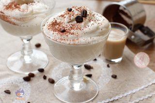 SPUMA DI CAFFè E CREMA AL WHISKY