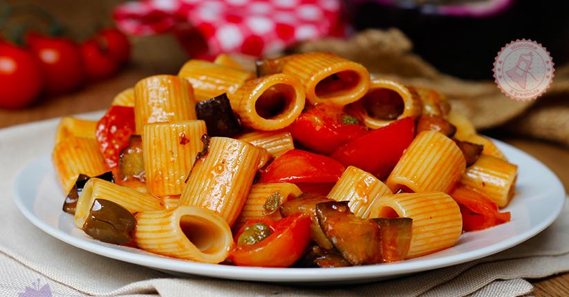 Pasta alla paesana ricetta primo piatto veloce for Primo piatto veloce