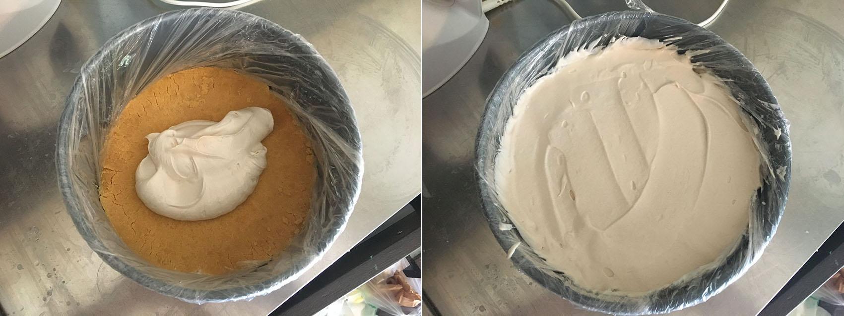 TORTA GELATO AL CAFFè