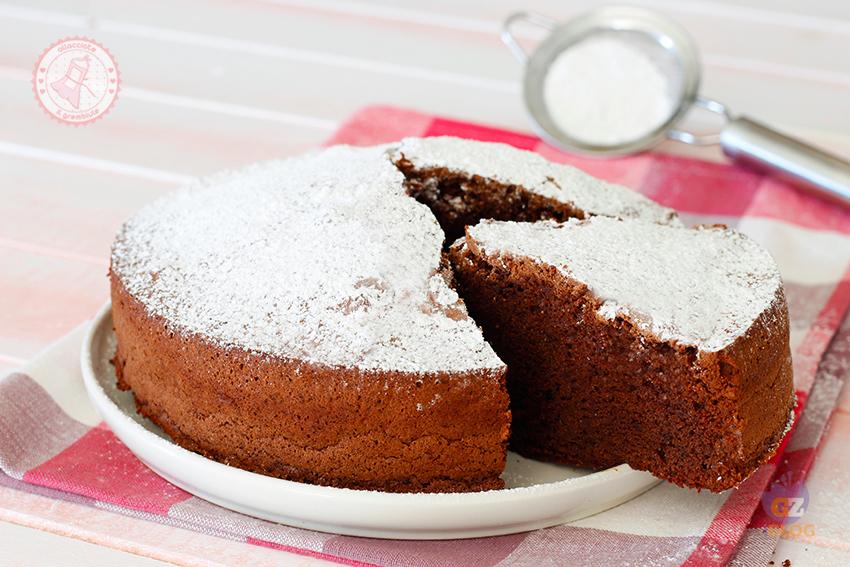 Torta Brownie Al Cioccolato Morbida E Umida Ricetta Facile