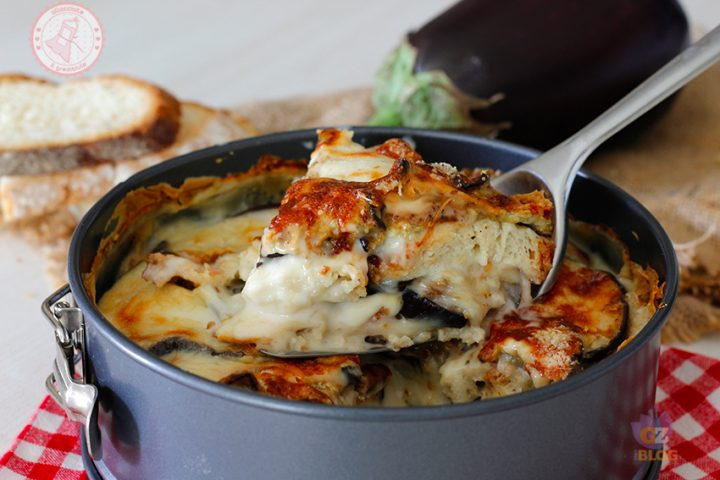 TORTA PANE E MELANZANE