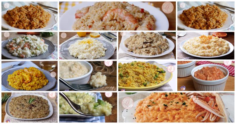 Ricette risotti le migliori 30 ricette trucchi e consigli for Ricette risotti veloci