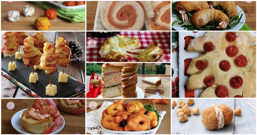 Buffet Natalizio Salato : Buffet di natale ricette facili e velocissime