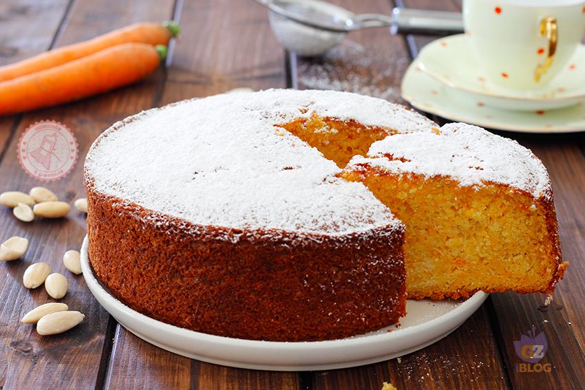 Torta Di Carote Sofficissima Ricetta Facile Senza Burro