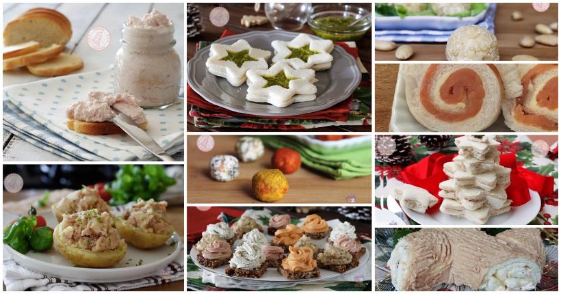 Antipasti Caldi Per Pranzo Di Natale.Antipasti Freddi Natalizi Da Preparare In Anticipo Ricette Velocissime