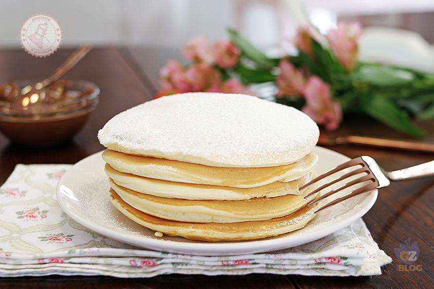 Ricetta Pancake Perfetti In 5 Minuti Ricetta Perfetta Senza Burro