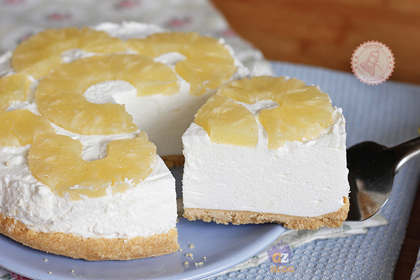 CHEESECAKE ALL ANANAS