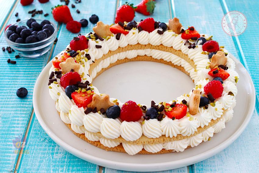 Cream Tart Ricetta Perfetta Con Frolla Che Non Si Deforma