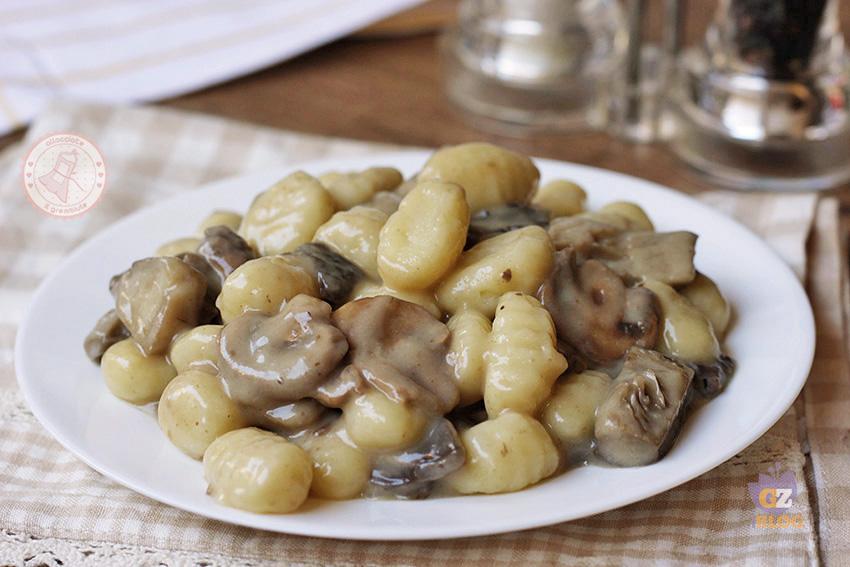 Gnocchi di patate melarossa