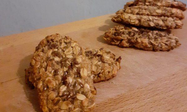 Biscotti morbidi ai quattro ingredienti.