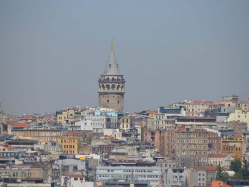 Istanbul e il tè