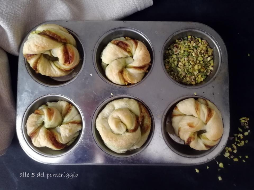 muffin di sfoglia
