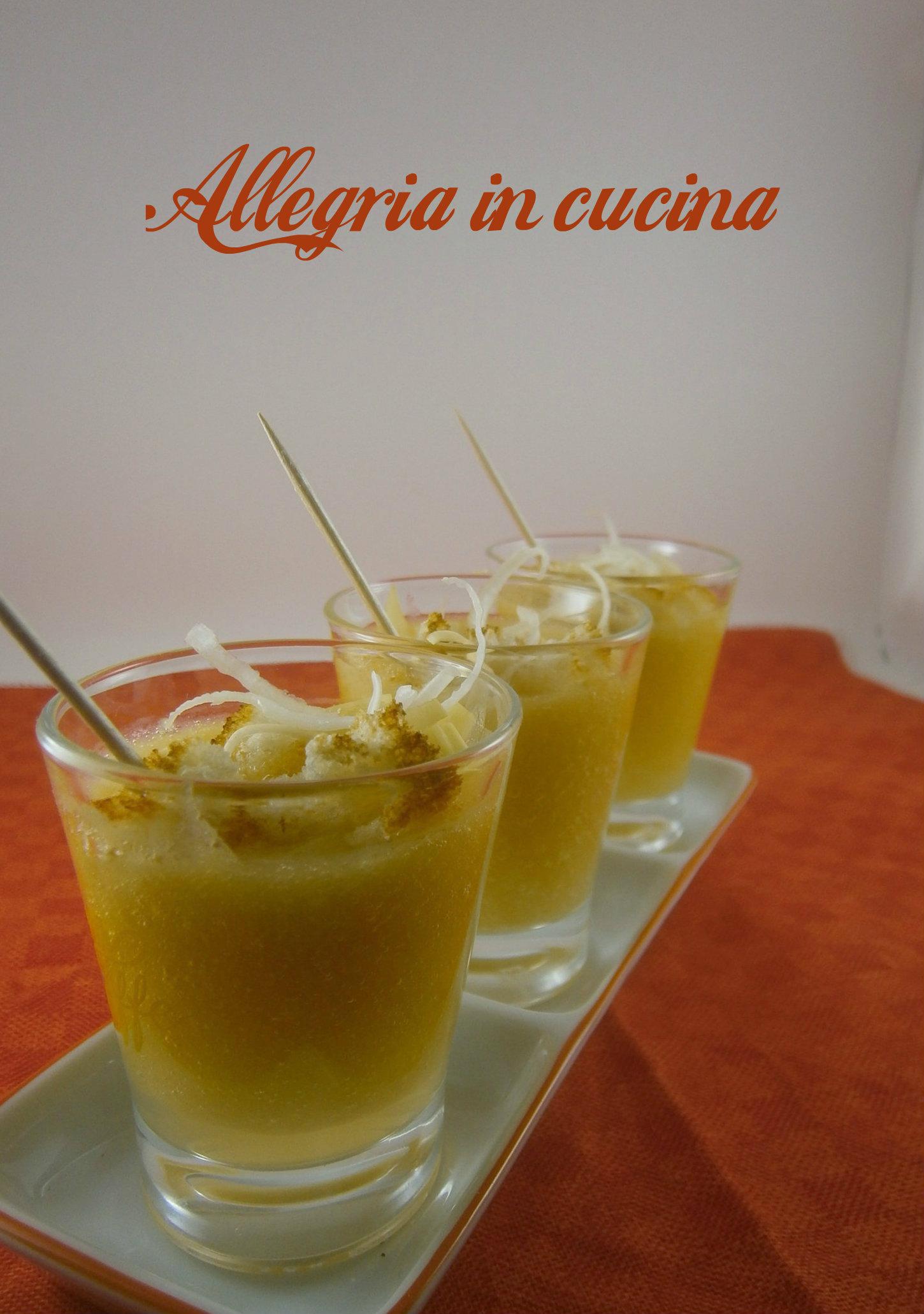 Zuppa parmentier in bicchierino - Finger Food