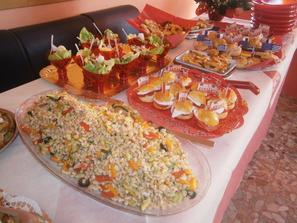 Super Homemade buffet – Racconti e consigli – Allegria in cucina XC72