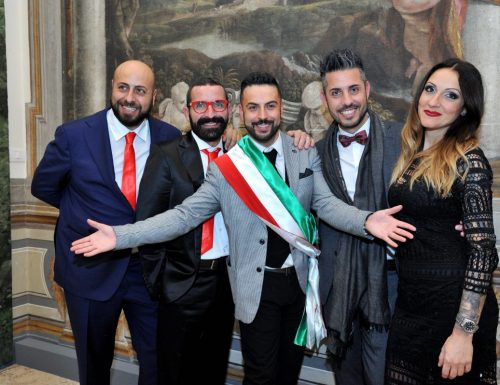 Ambasciatore del Gusto Doc Italy – Davide Merlino premiato a Roma