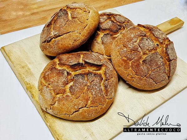pane senza glutine farina revolution
