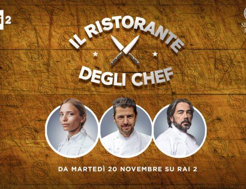 """Debutterà domani""""Il Ristorante degli Chef"""",…"""