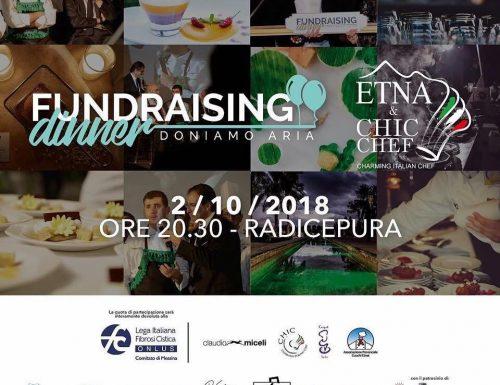 Fundraising Dinner – Doniamo Aria