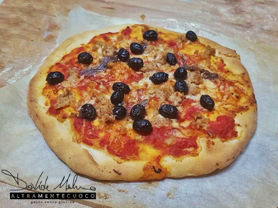 pizza senza glutine lievitazione naturale pizza come in pizzeria (4)