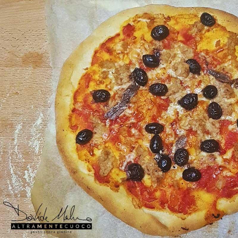 pizza senza glutine lievitazione naturale pizza come in pizzeria