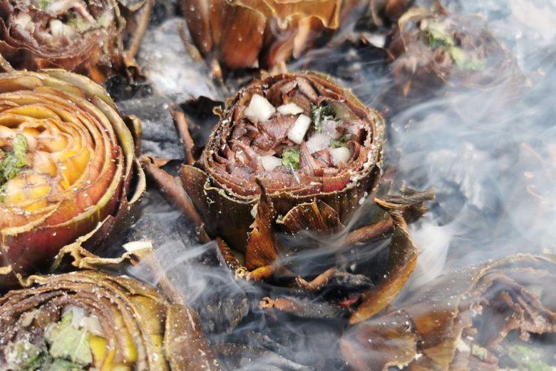 Carciofi arrostiti – Ricetta Siciliana