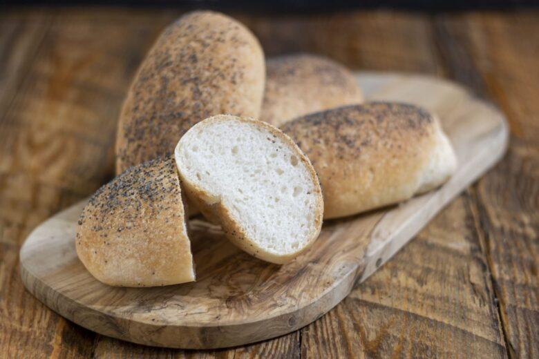 Pane senza glutine – Panini morbidi
