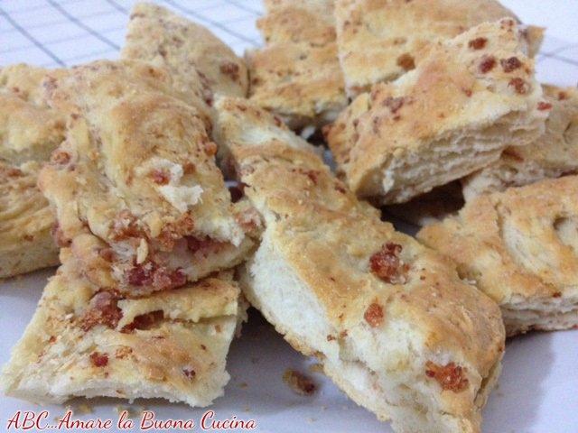 focaccia con pancetta  (2)