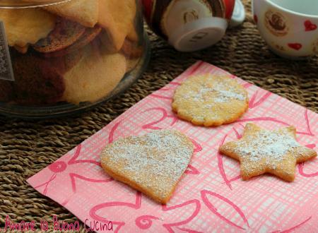 Biscotti Semplici da farcire e decorare