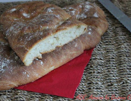 Filoncini di Pane Bianco