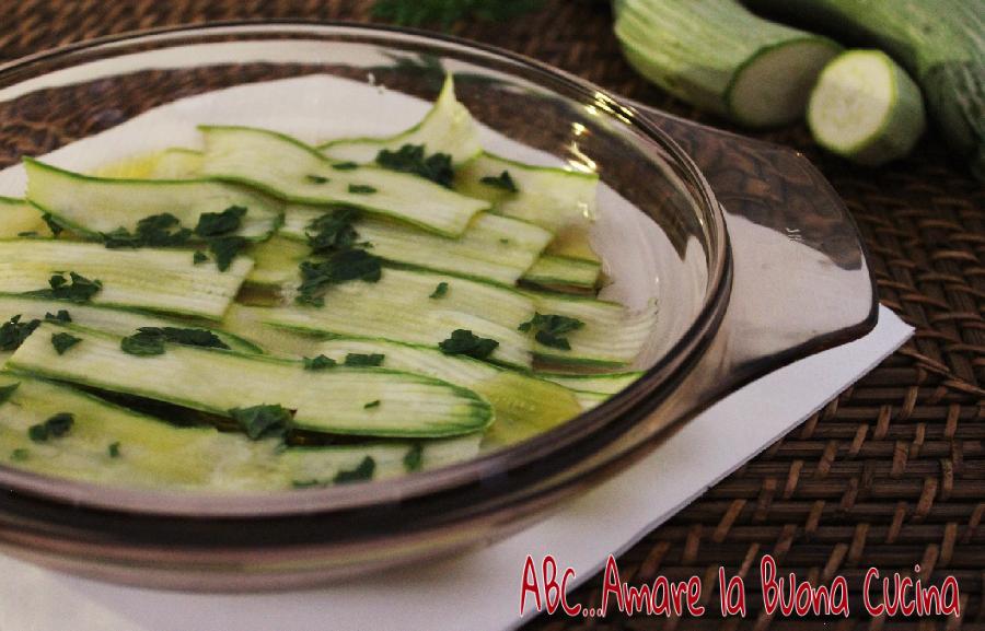 zucchine marinate 2