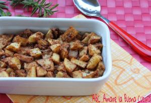 patate aromatizzate in padella