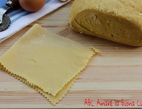 Pasta all'Uovo – Ricetta Base