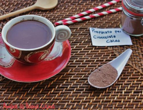Preparato per Cioccolata Calda – Home Made