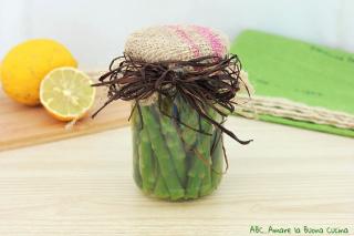 asparagi in conserva