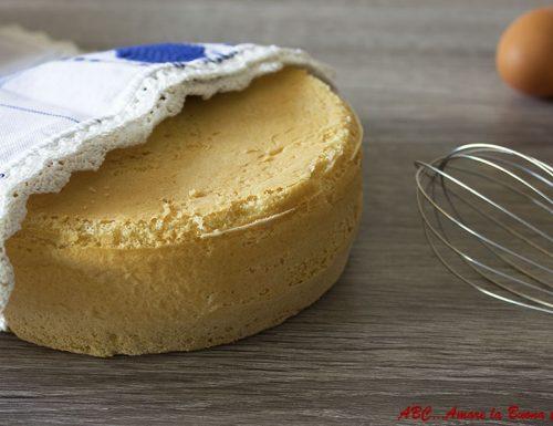 Base per torta soffice – ricetta della nonna