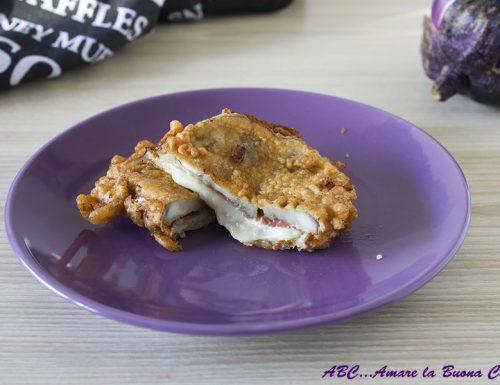Melanzane in carrozza – ricetta con pastella