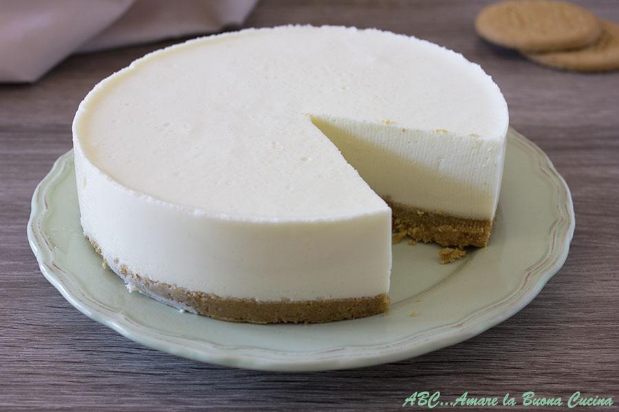 torta fredda allo yogurt 2