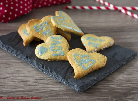 Biscotti da decorare