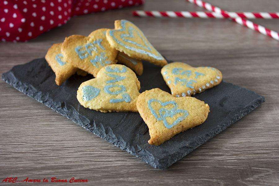 biscotti da decorare