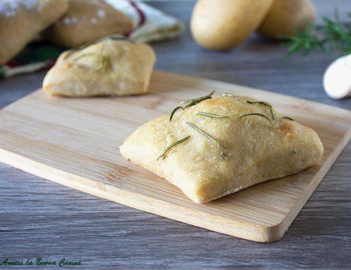 Panini soffici con patate