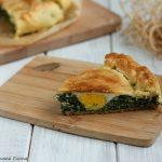 Torta pasqualina con ricotta e spinaci