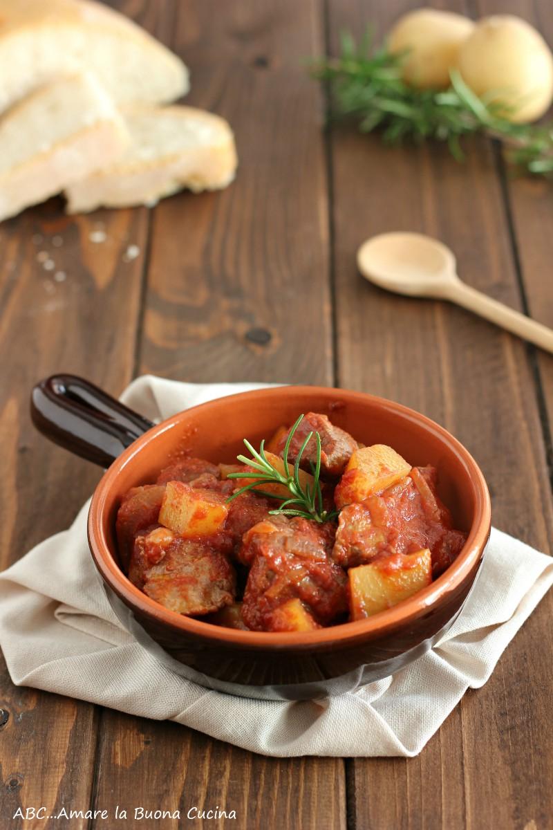 spezzatino di maiale con patate 2