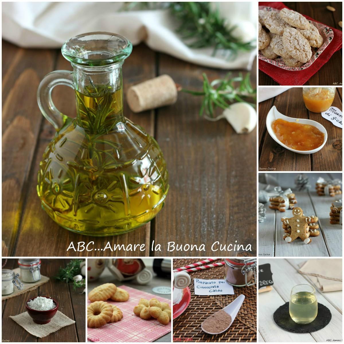 Idee regalo homemade per Natale - ABC...Amare la Buona Cucina