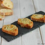 Crostini ai formaggi