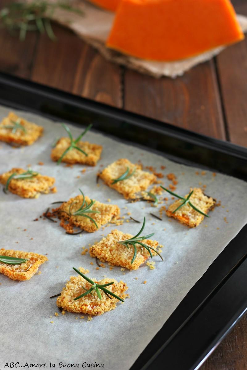 zucca gratinata al forno 2