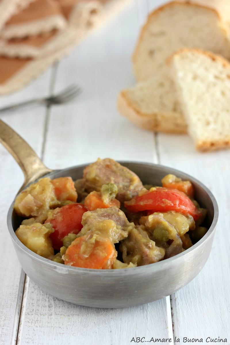 spezzatino di maiale con verdure 2