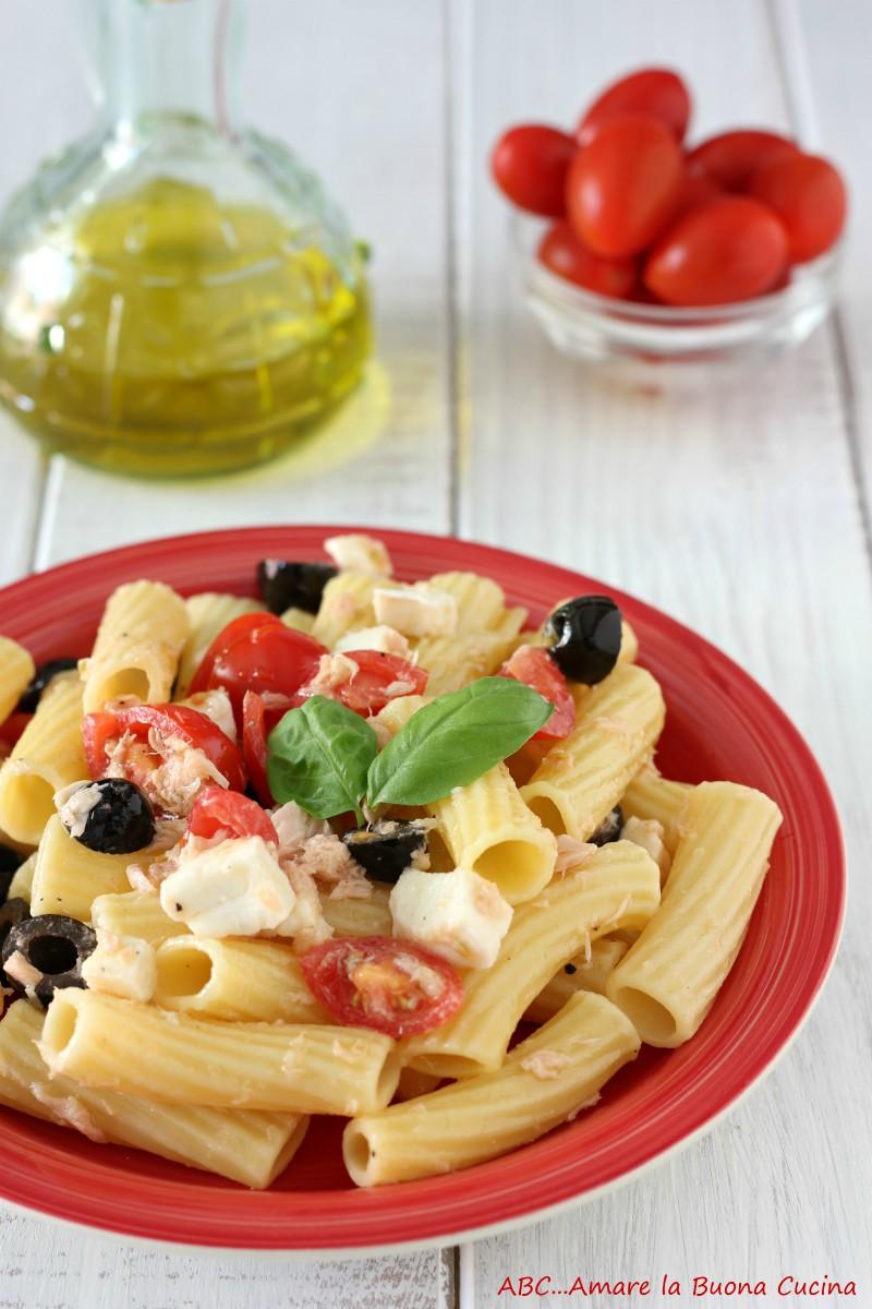 pasta fredda - ricetta base 2