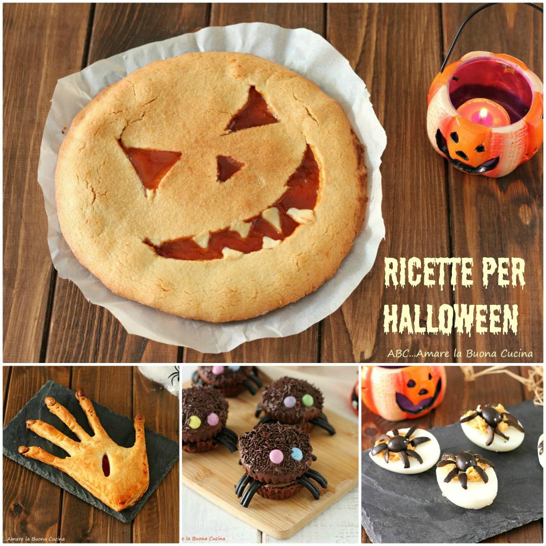 Ricette per Halloween - ABC...Amare la Buona Cucina