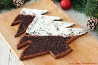 crostata albero di Natale