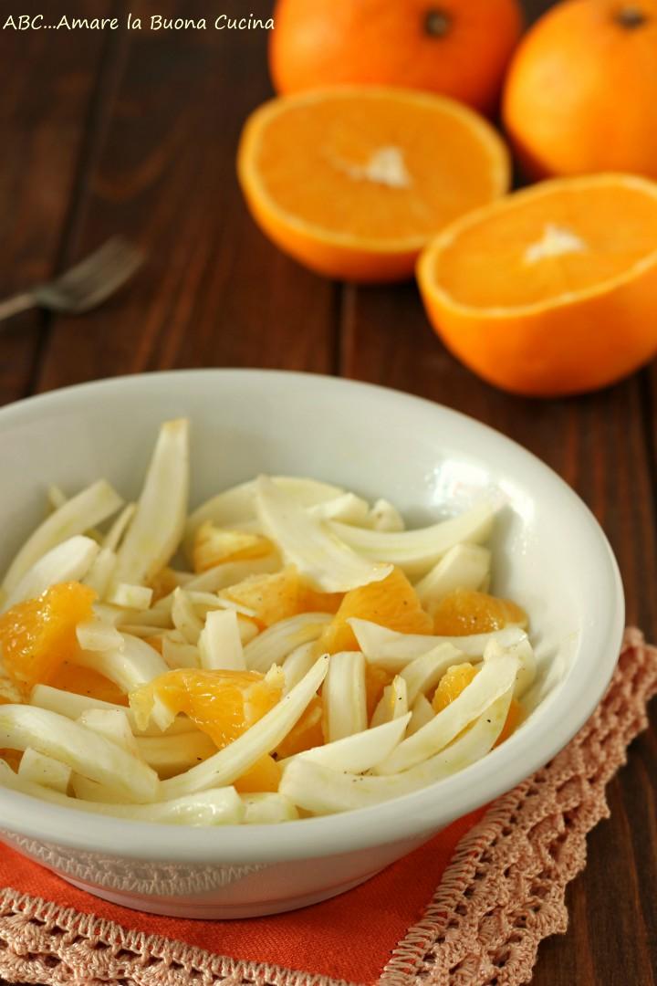 insalata di finocchi e arance 2
